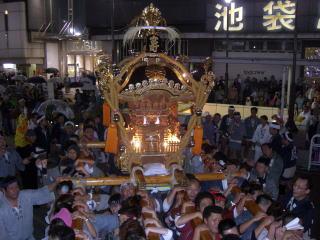 ふくろ祭り・東京よさこい2021!日程、内容、屋台、交通規制をチェック