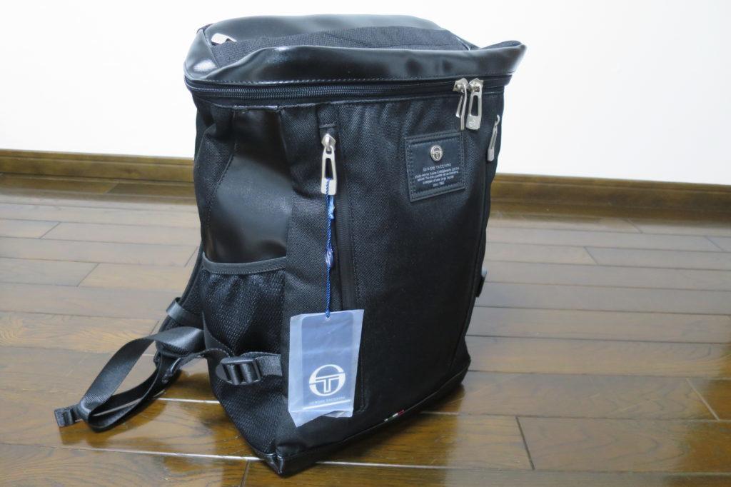 通勤通学バッグ~トートバッグをやめてスクエアリュックにした理由~誰とも被らないセルジオタッキーニ