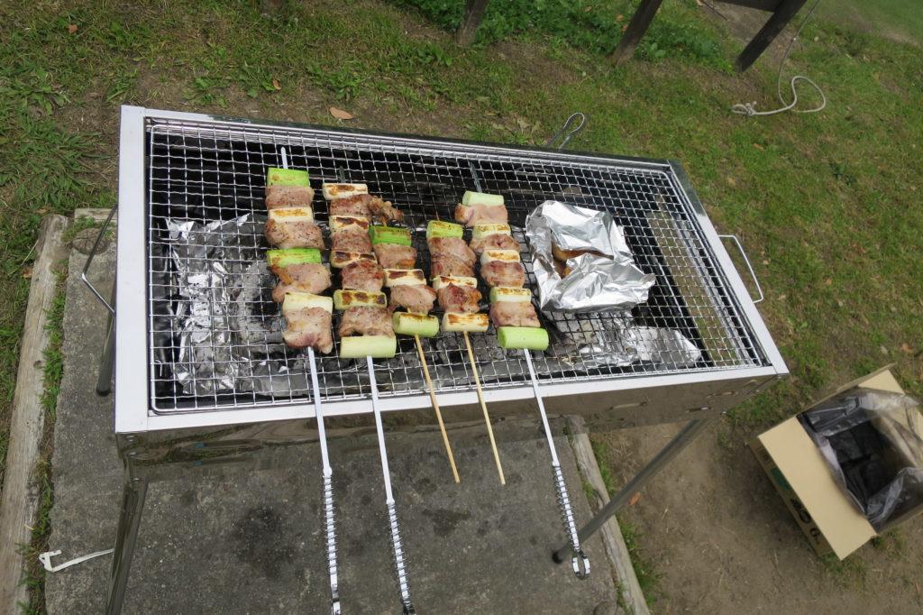 バーベキュー初心者が子連れで愛知BBQ