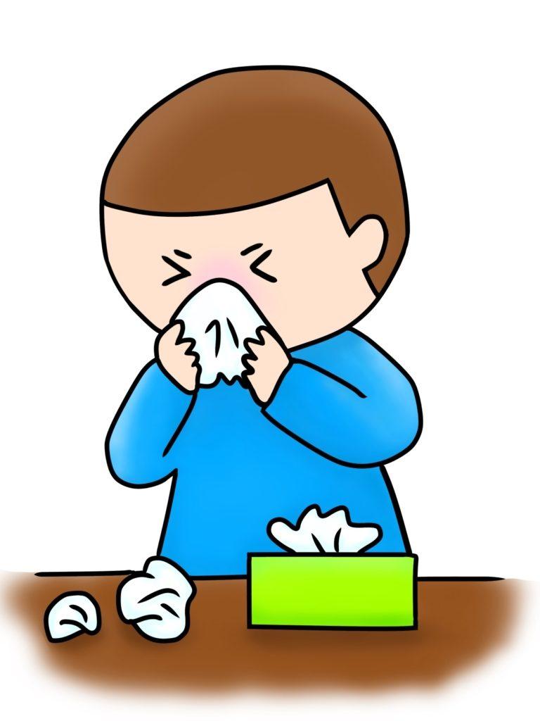 蓄膿症戦記・前編~きっかけは風邪から