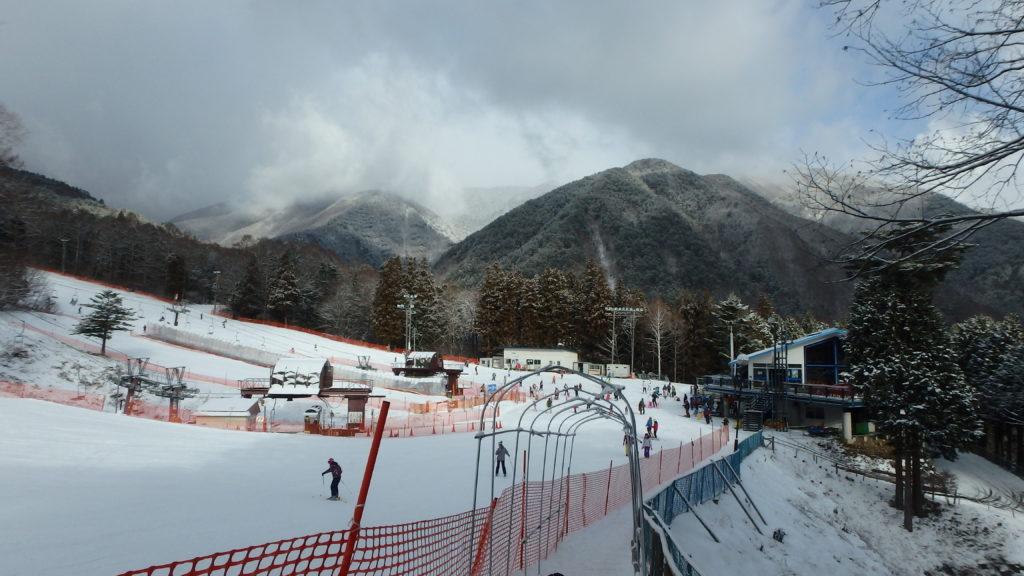駒ヶ根高原スキー場は子連れと初心者に最適なゲレンデだった