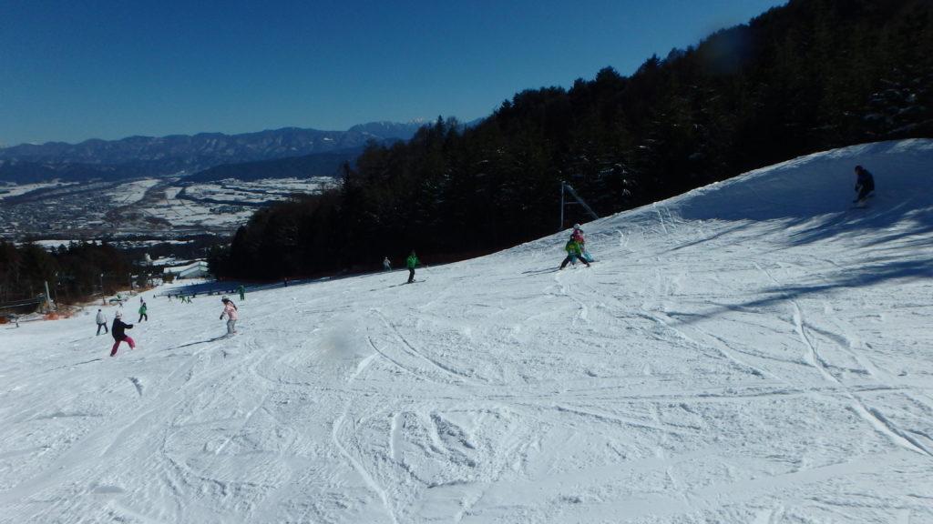 伊那スキーリゾートは優良ファミリーゲレンデだった