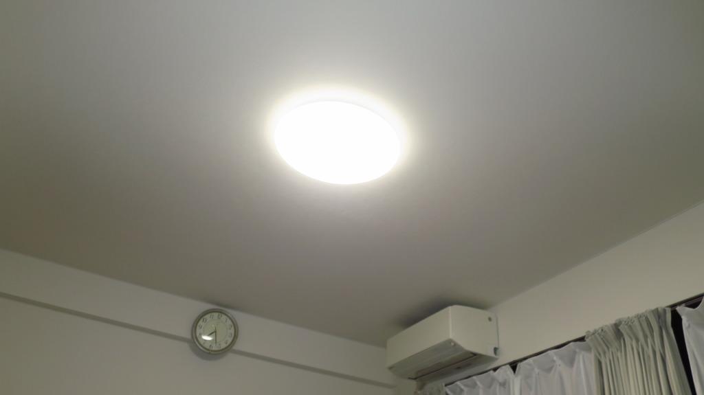 引っ越しをした!LED照明を選ぶ~調色機能は老眼にもやさしい
