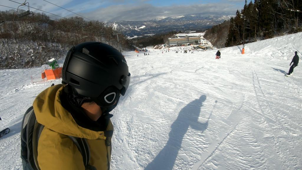【スキー・スノボー】ホワイトピアたかすを新天地に!NEWアイテム試行